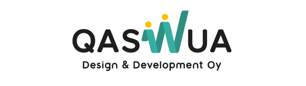Yrityksen logo ja nimi valkoisella taustalla.