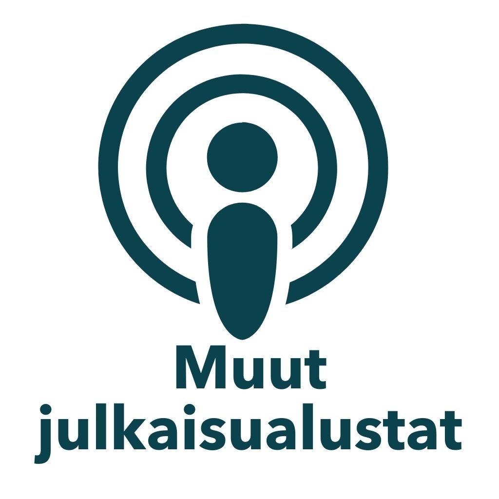 Muut julkaisualustat Palvelumuotoilun kasvutarinoita podcastille