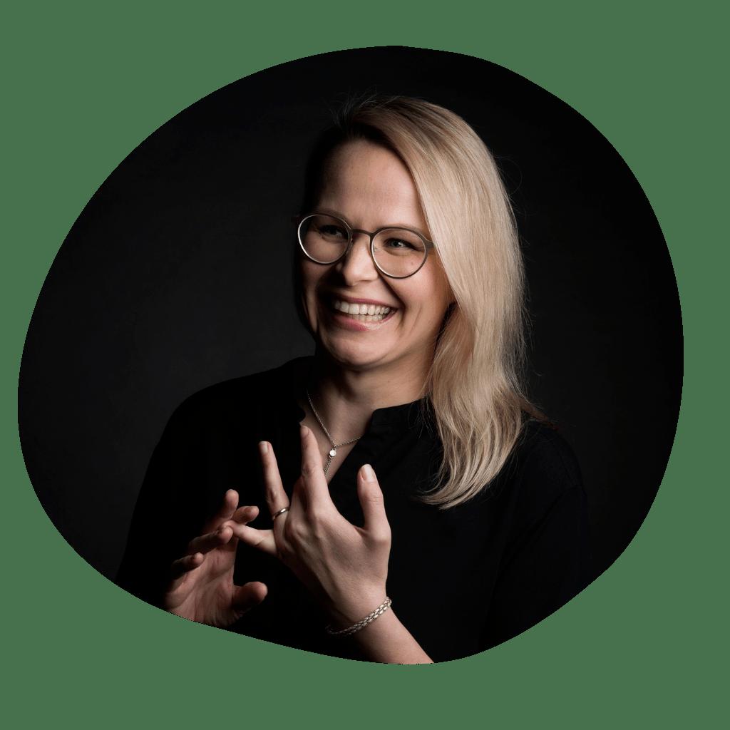 Ulla Jones vieraana palvelumuotoilun kasvutarinoita podcastissa